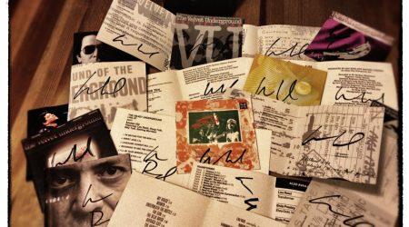 Notes cz.6 Panlurid – Lou Reed
