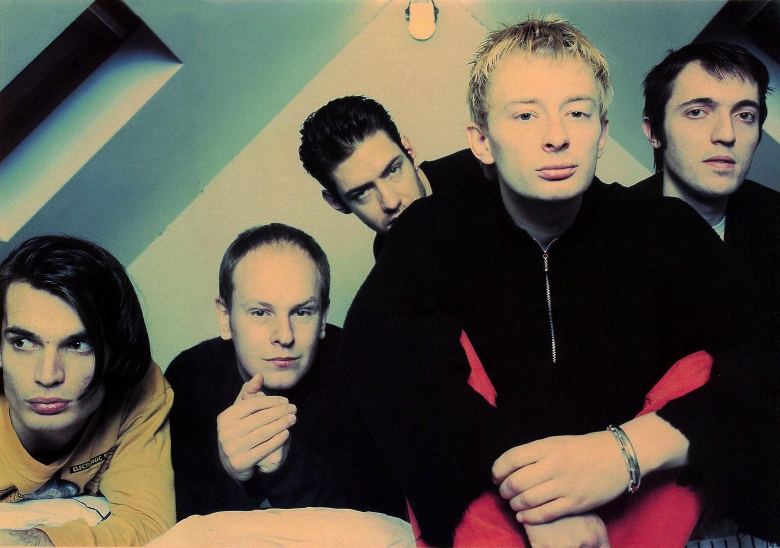 Notes cz. 8 Salon 204 i Radiohead